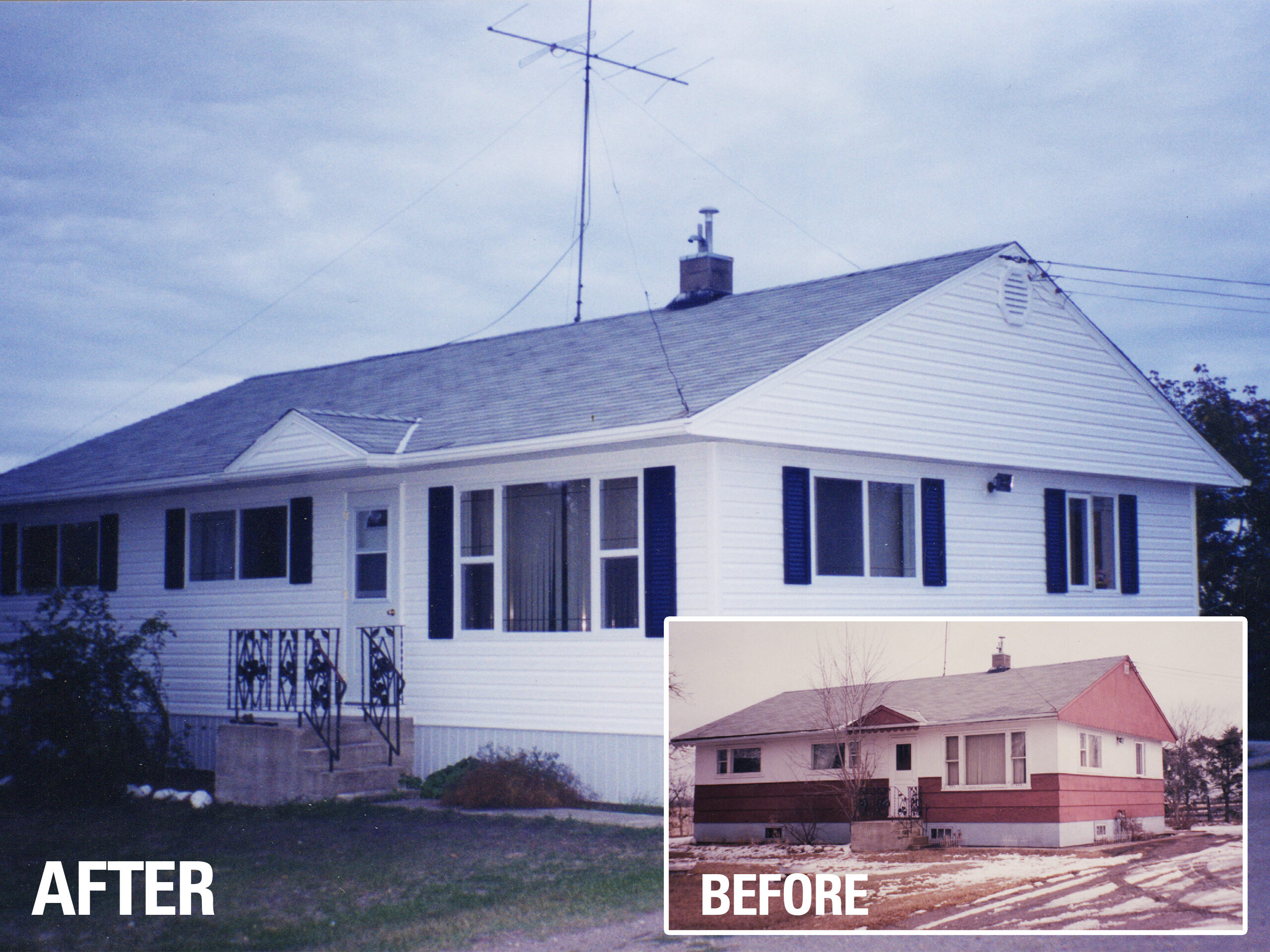 house 01 - before and after pic